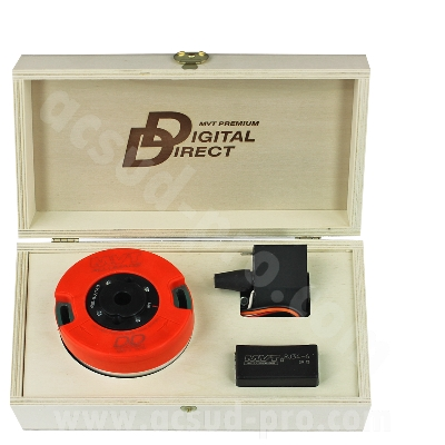 ALLUMAGE ELECTRONIQUE MVT DIGITAL DIRECT MBK51 (DD 01)