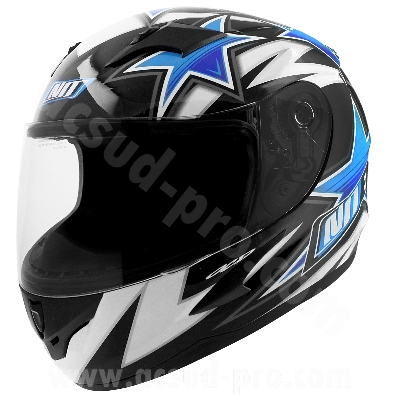 CASQUE INTEGRAL ENFANT NOEND STAR KID BY OCD BLUE SA36Y   YS