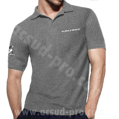 POLO WOLFBIKE TAILLE L