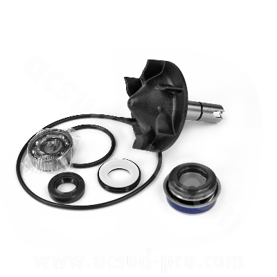 KIT REPARATION POMPE A EAU MAXISCOOTER ADAPT. YAMAHA TMAX 530CC 2012-16