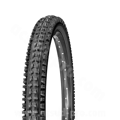 PNEU 26 x 2.20 MICHELIN DH 16 ALL TERRAIN TUBELESS TR  (PRIX NET )