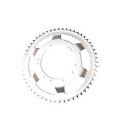 COURONNE CYCLO CHARVIN PGT 103 BATONS TOLE Ø94 (10 TROUS) 54DTS
