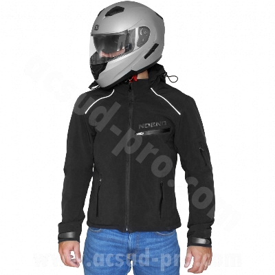 BLOUSON NOEND ELEMENTARY SOFTSHELL + PROTECTIONS CE  XL