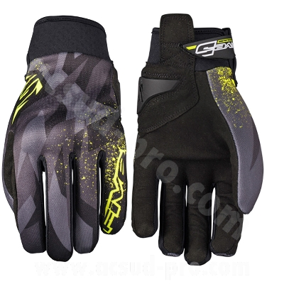 CERTIFICATION EN 13594:2015 FIVE GANTS FIVE GLOBE COQUE S