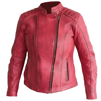 b72550503 ARCHIVE VENICE COW LEATHER LADY JACKET S