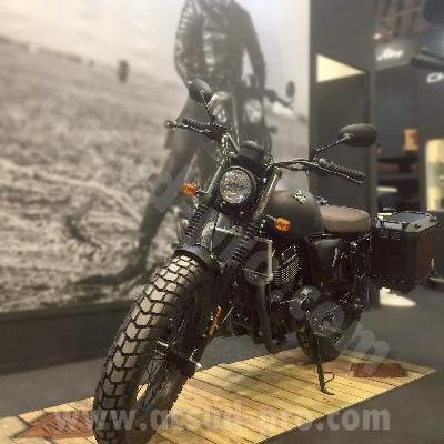 TAPIS ENVIRONNEMENTAL ARCHIVE MOTORCYCLE PVC 75 x 200CM