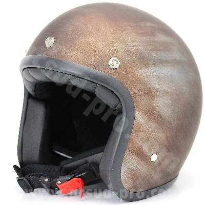 CASQUE JET NOEND TRIBUTE RUSTY  L