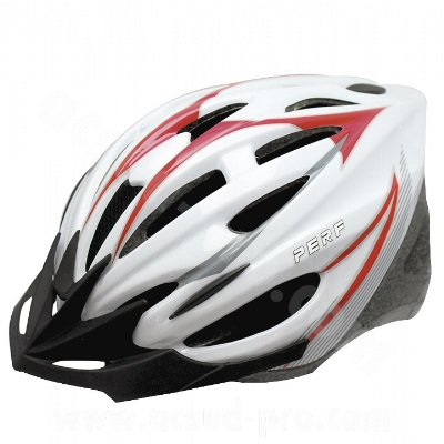 CASQUE VELO ADULTE PERF FIRST T.M (55-58CM)