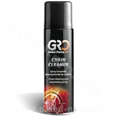 DEGRAISSANT CHAINE GLOBAL RACING OIL CHAIN CLEANER SPRAY 500 ML